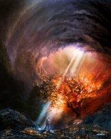 Chronoscope- thundersnow chapter cover by Vitaly S. Alexius http://alexiuss.deviantart.com/art/Chronoscape-thundersnow-chapter-cover-103869370